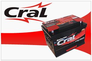 Cral - Baterias Jomax